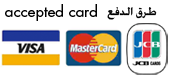 Cards Are Processed Via Mashriq Bank